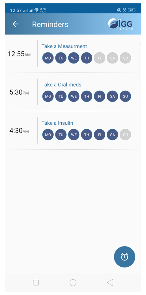 Configure Automated Reminders