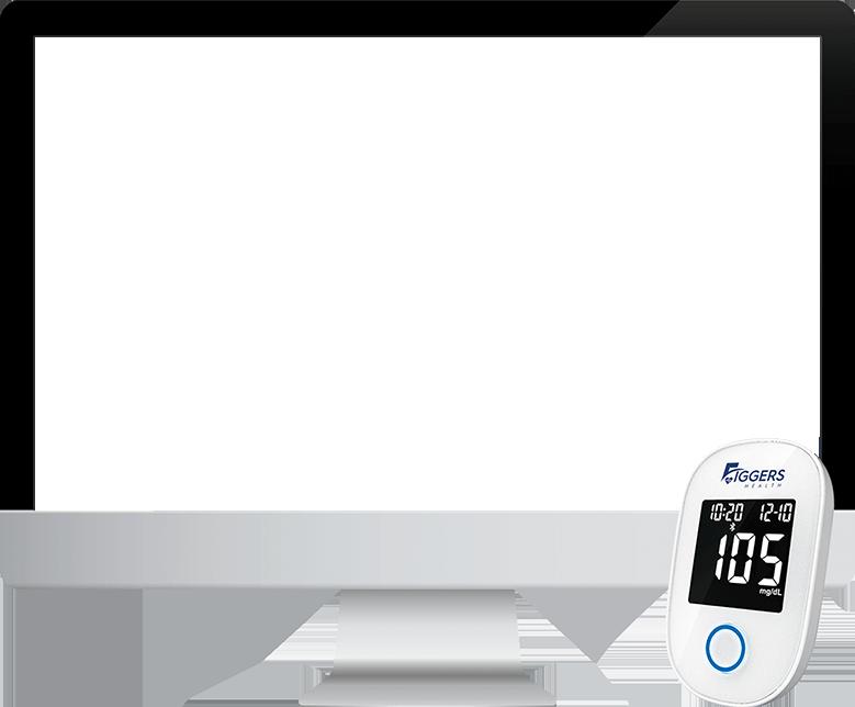 Blank Screen Mockup